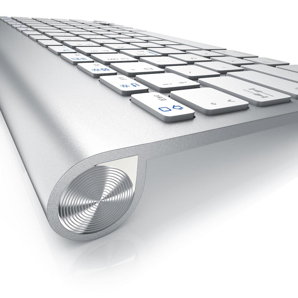 Aplic Bluetooth-Tastatur für iOS, Android, Windows