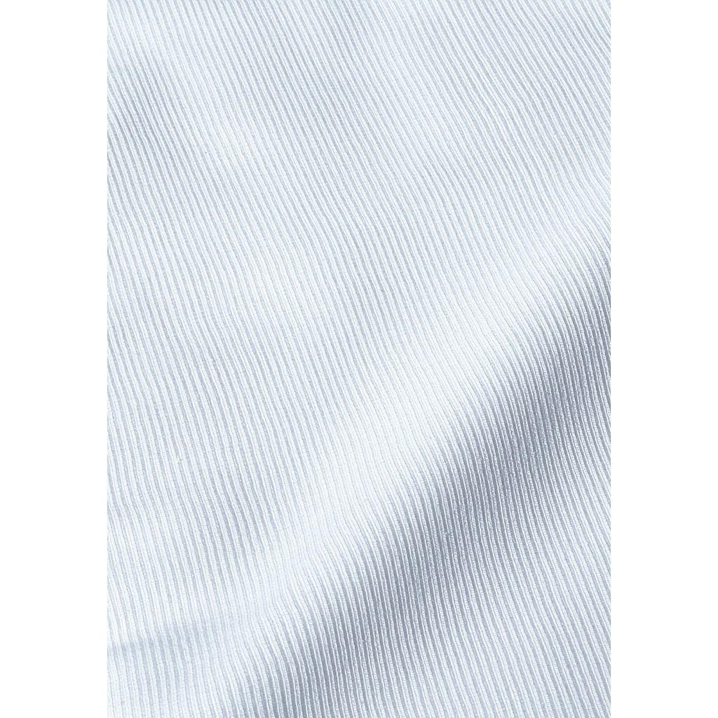 Clipper Unterhemd, (8 St.), aus Doppelripp