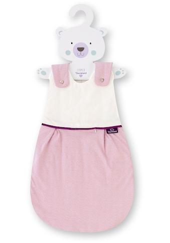 Träumeland Babyschlafsack »2tlg LIEMBICH, Design Punkte rosa« kaufen