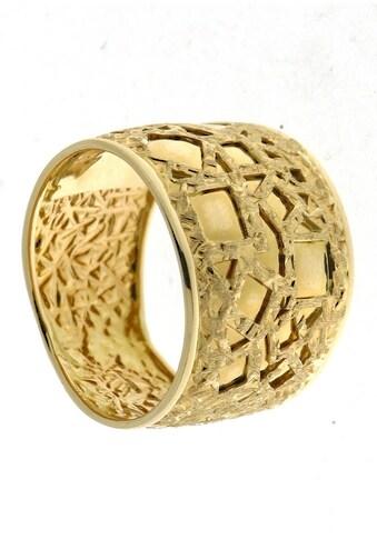 Firetti Goldring »im Verlauf, mit Struktur« kaufen