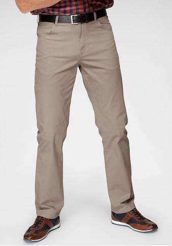 Wrangler Stretch-Hose »Authentic Straight« kaufen
