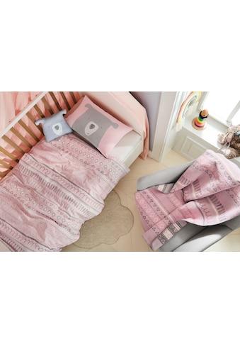 s.Oliver Junior Babydecke »Bär«, GOTS zertifiziert kaufen