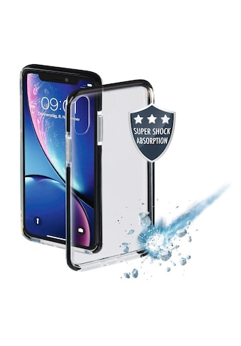 Hama Cover Handy Smartphone Schutzhülle Apple iPhone XR »Protector« kaufen