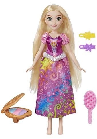Hasbro Anziehpuppe »Disney Princess Rapunzels magisches Regenbogen-Haar« kaufen