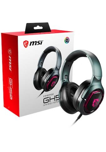 MSI Gaming-Headset kaufen