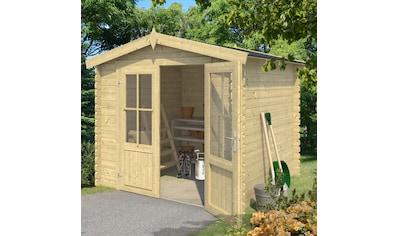 Outdoor Life Products Gartenhaus »Houston« kaufen