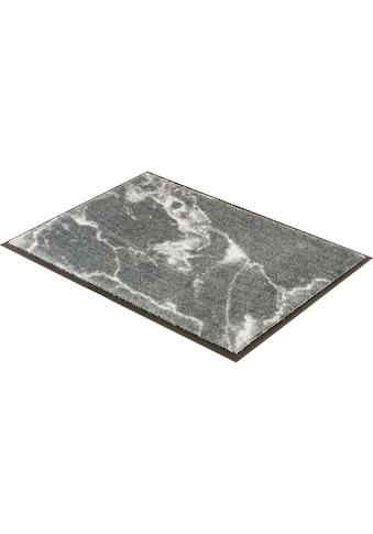 Fußmatte, »Miami 001«, SCHÖNER WOHNEN - Kollektion, rechteckig, Höhe 7 mm, maschinell getuftet kaufen