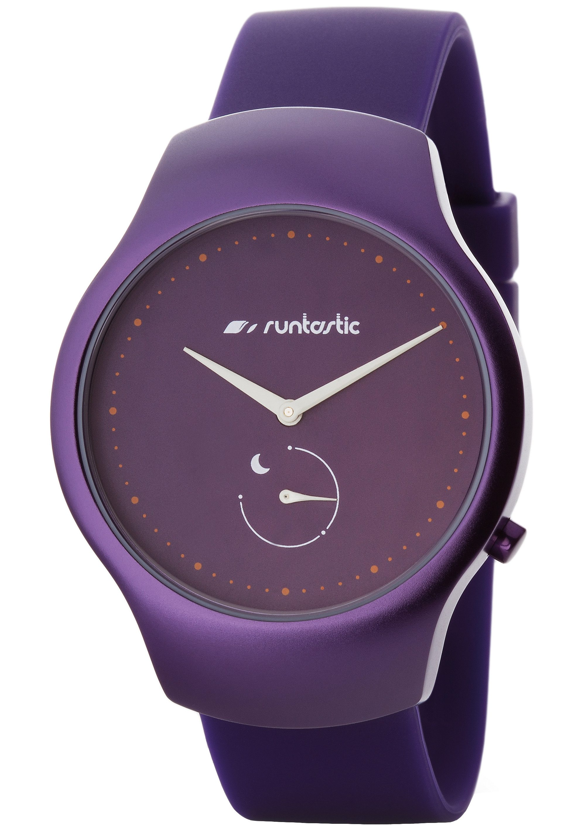 Runtastic Activity Tracker »Moment Fun« | Schmuck > Armbänder > Fitness-Armbänder | Lila | RUNTASTIC