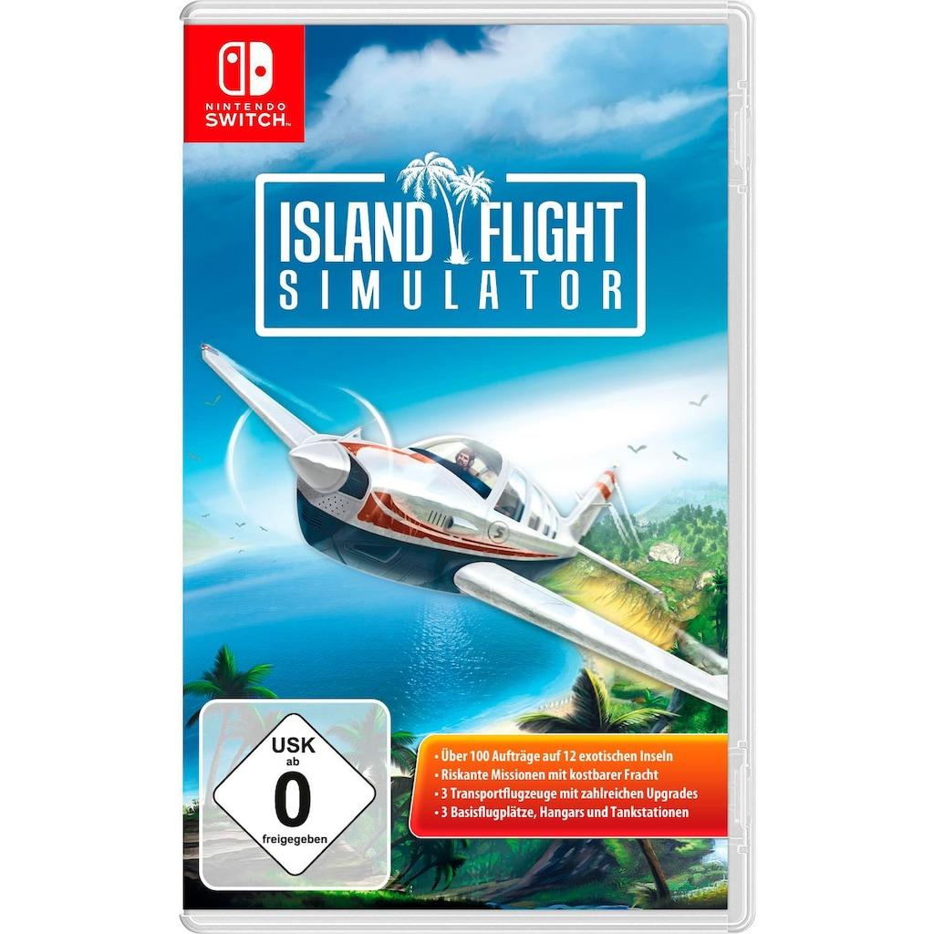 Markt+Technik Spiel »Island Flight Simulator«, Nintendo Switch, Software Pyramide