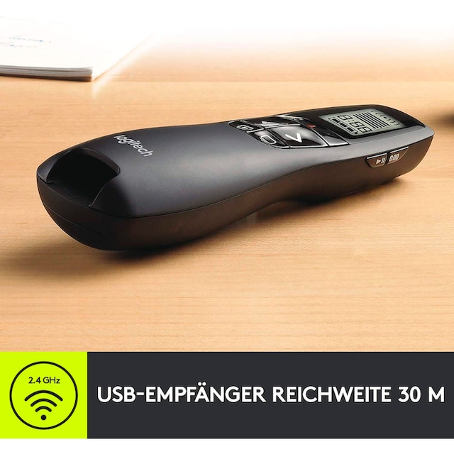 Logitech »Professional Presenter R700« Presenter