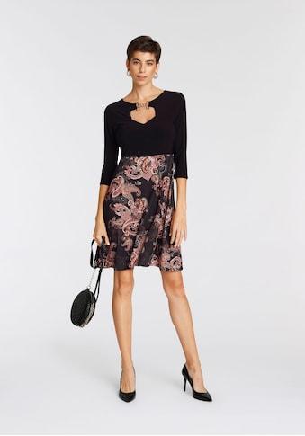 Melrose Jerseykleid, mit Zierschnalle - NEUE KOLLEKTION kaufen