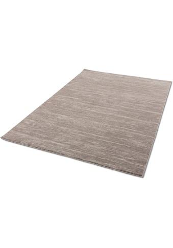 Teppich, »Balance«, SCHÖNER WOHNEN - Kollektion, rechteckig, Höhe 13 mm, maschinell gewebt kaufen