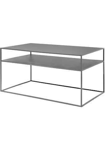 BLOMUS Wohnzimmertisch »Wohnzimmertisch -FERA- Steel Gray« kaufen