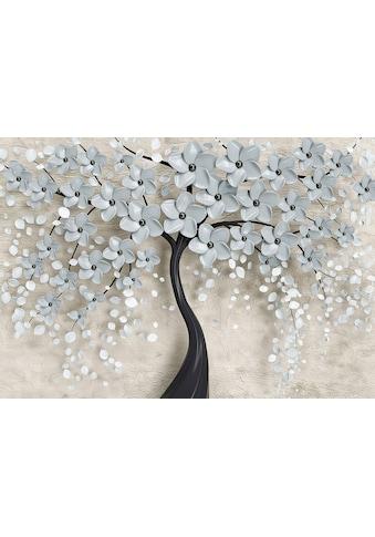 Consalnet Vliestapete »Baum mit Blütten«, botanisch kaufen