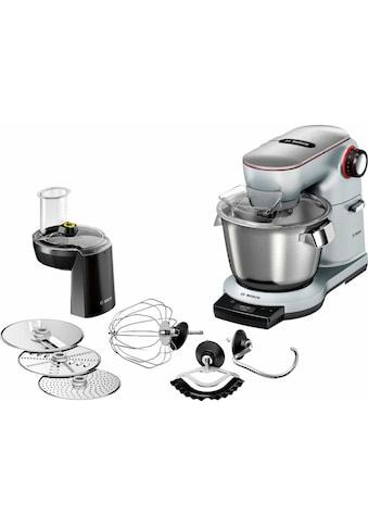 BOSCH Küchenmaschine OptiMUM MUM9DD5S11, 1500 Watt, Schüssel 5,5 Liter kaufen