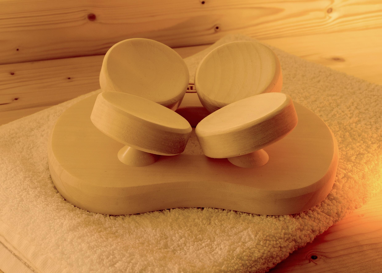 WEKA Kopfstütze, ergonomisch geformt | Bad > Sauna & Zubehör > Sauna-Zubehör | WEKA