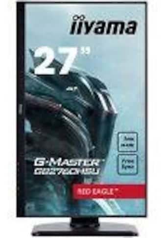 """Iiyama Gaming-LED-Monitor »G-Master GB2760HSU«, 68,6 cm/27 """", 1920 x 1080 px, Full HD,... kaufen"""