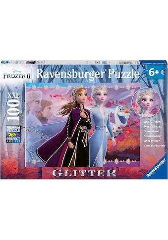 Ravensburger Puzzle »Disney Frozen II- Starke Schwestern«, Made in Germany, FSC® -... kaufen