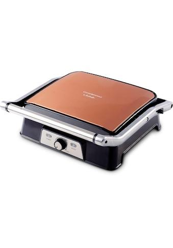 Kitchen Originals by Kalorik Kontaktgrill TKG COG 1050 CO, 2000 Watt kaufen