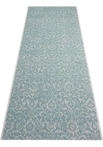 bougari Läufer »Hatta«, rechteckig, 4 mm Höhe, In- und Outdoor geeignet, Flachgewebe kaufen