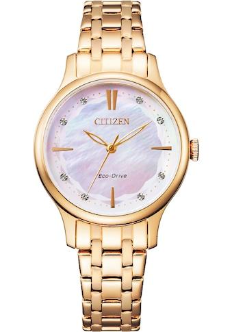 Citizen Solaruhr »EM0893-87Y« kaufen