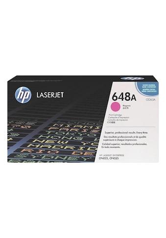 HP Druckpatrone 648A »HP CE263A« kaufen