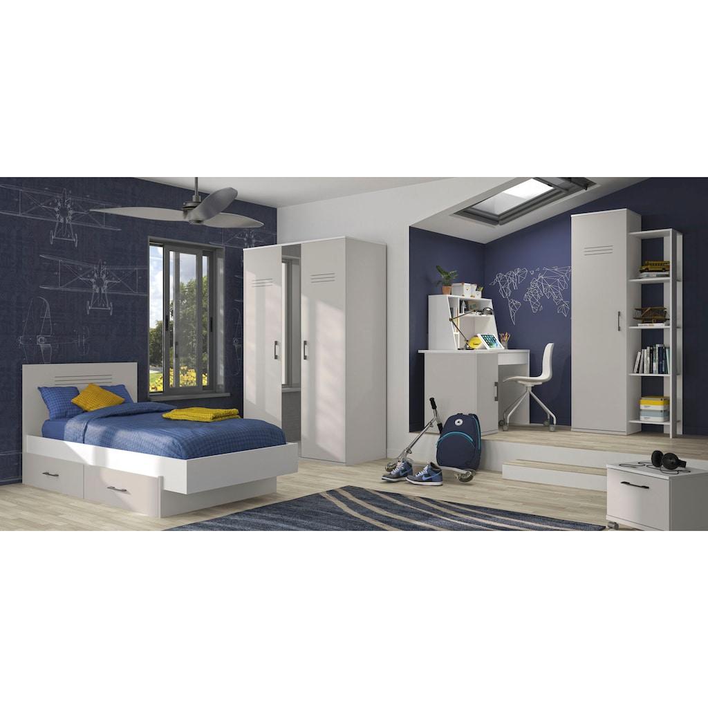 Gami Einzelbett »UGO«, (5 tlg.)