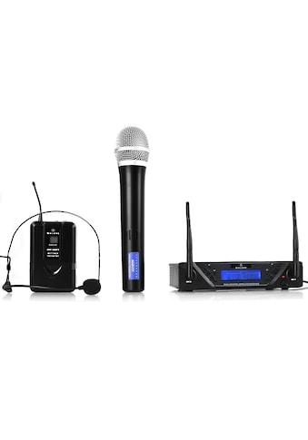 Malone UHF Funkmikrofon Set 2 Kanal kaufen