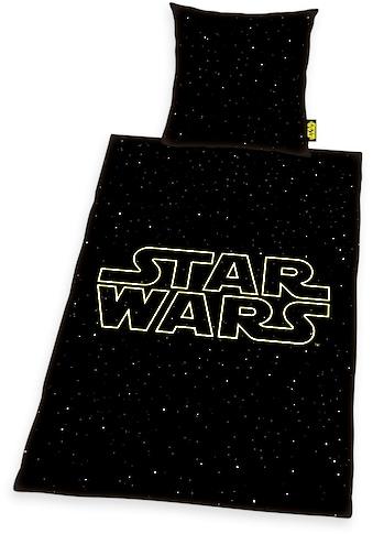 """Star Wars Kinderbettwäsche »Star Wars«, mit tollem """"BB-8"""" Motiv kaufen"""