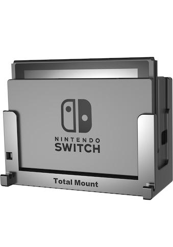 Innovelis Halterung zur Befestigung an Wand oder Möbel »TotalMount für Nintendo Switch« kaufen
