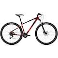 Ghost Mountainbike »Kato Universal 27.5 AL U«, 27 Gang, Shimano, Alivio Schaltwerk, Kettenschaltung