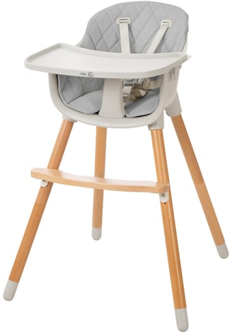 roba® Hochstuhl »Style Up Wood«, zum Kinderstuhl umbaubar kaufen