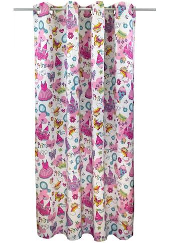 Vorhang, »Sanni«, VHG, Ösen 1 Stück kaufen
