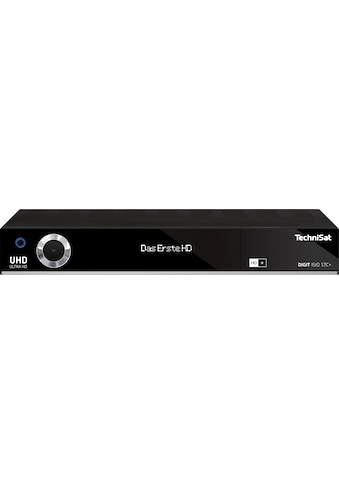 TechniSat »DIGIT ISIO STC+ Smarter UHD/4K« Satellitenreceiver (LAN (Ethernet), WLAN) kaufen
