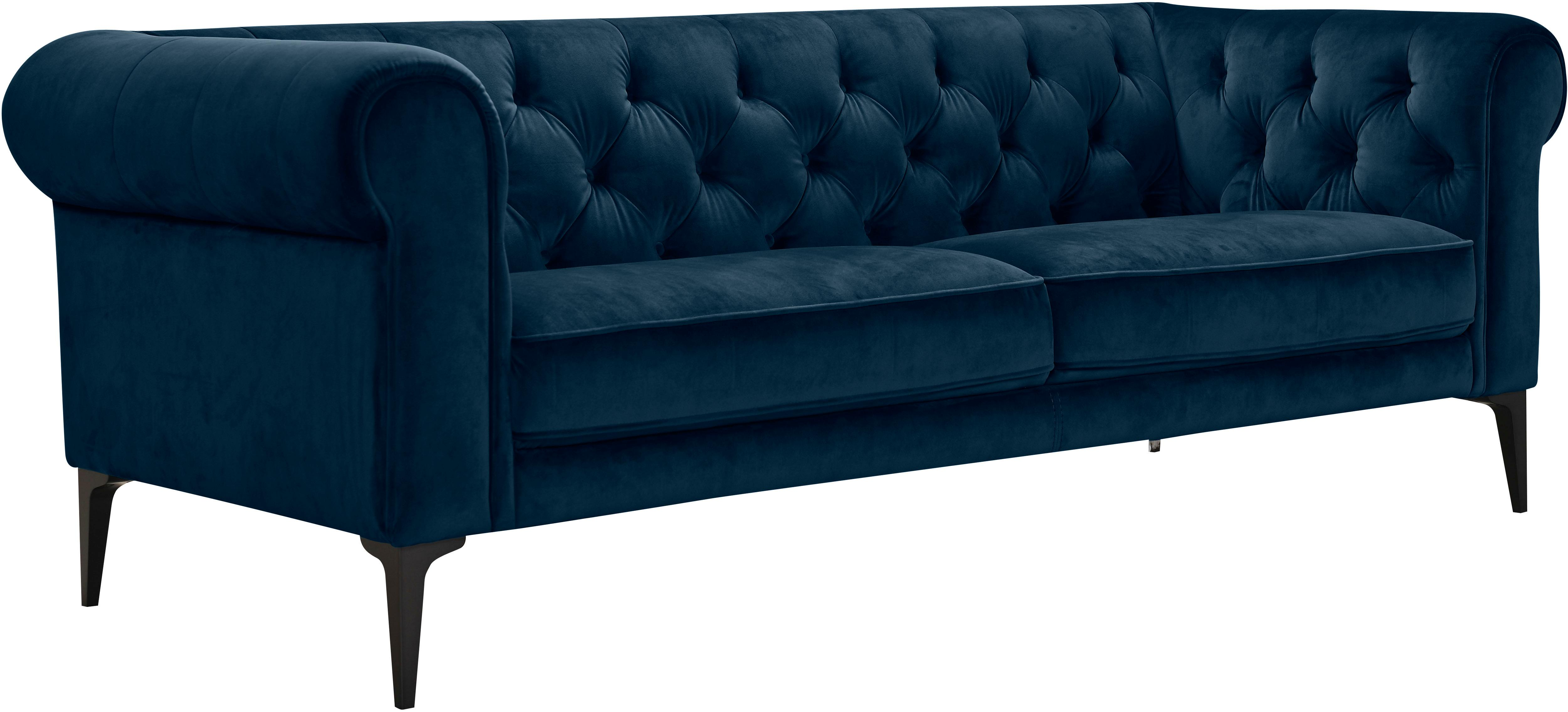Premium collection by Home affaire Chesterfield-Sofa »Tobol« | Wohnzimmer > Sofas & Couches > Chesterfield Sofas | Premium collection by Home affaire