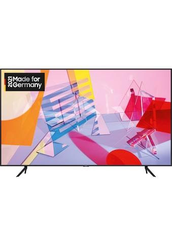 "Samsung QLED-Fernseher »GQ75Q60TGU«, 189 cm/75 "", 4K Ultra HD, Smart-TV kaufen"