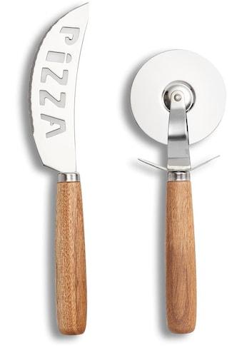 Zeller Present Pizzaschneider, für Pizzaliebhaber kaufen