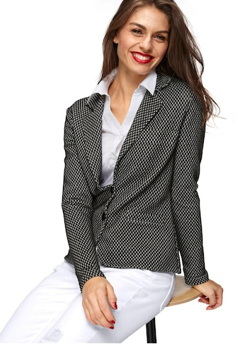 Aniston SELECTED Sweatblazer kaufen