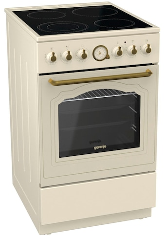 GORENJE Elektro-Standherd »ECS5250«, ECS5250CLI, Aqua Clean kaufen