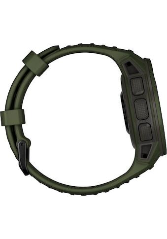 Garmin Instinct Solar Tactical Edition Smartwatch (2,3 cm / 0,9 Zoll) kaufen
