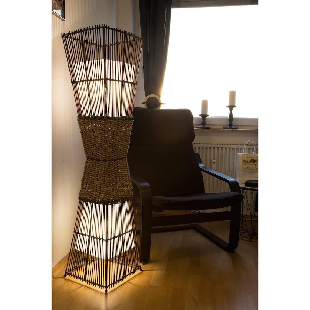 Nino Leuchten Stehlampe »BAMBOO«, E27