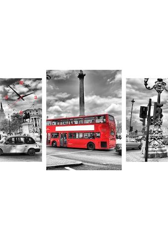 Conni Oberkircher´s Bild »London Bus« (Set) kaufen