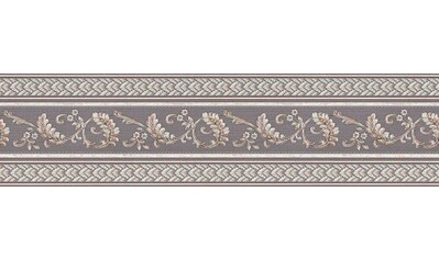 LIVINGWALLS Bordüre »Borte barock glamourös«, mit Ornamenten, Vlies kaufen