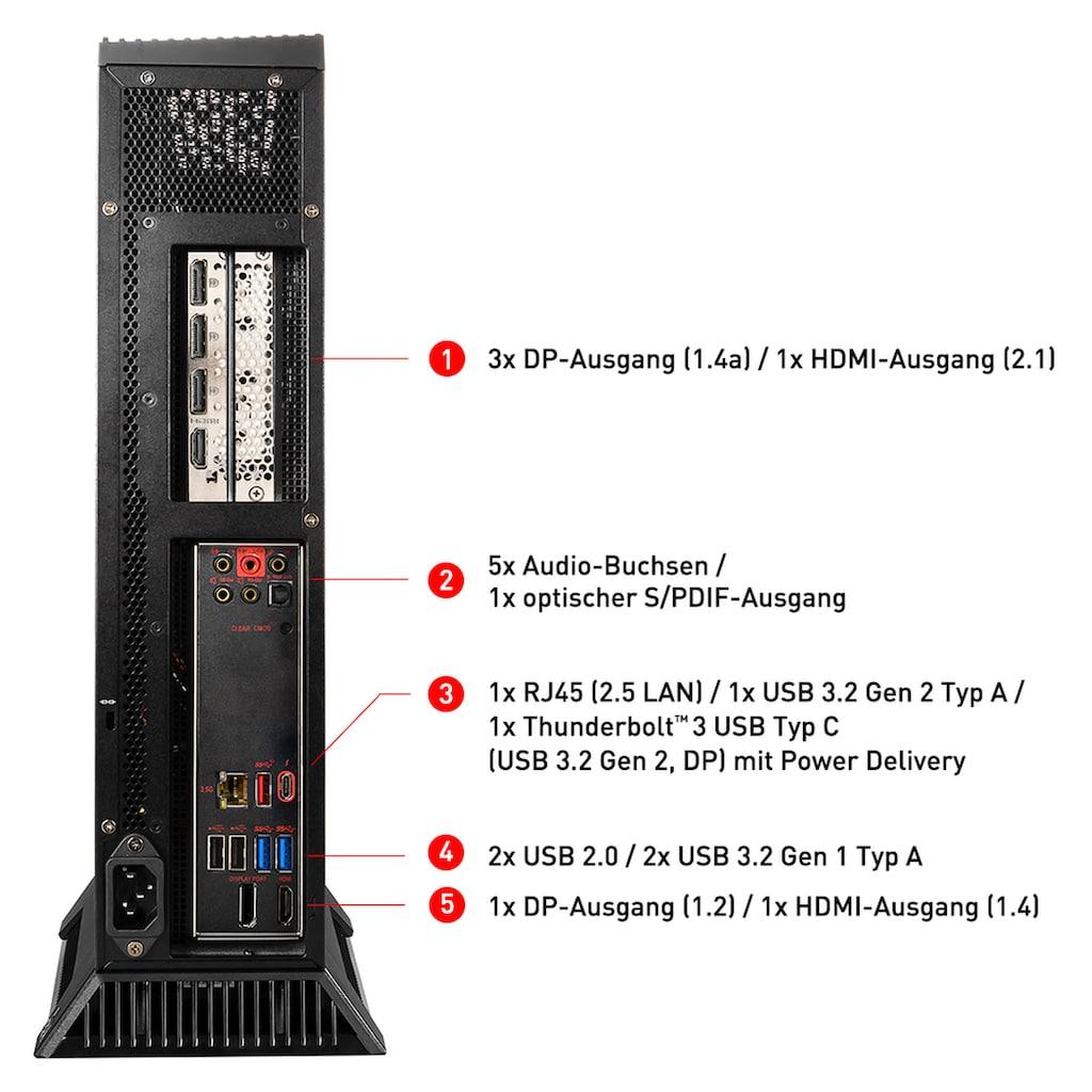 MSI Gaming-PC »MEG TRIDENT X 10TE-1411DE«