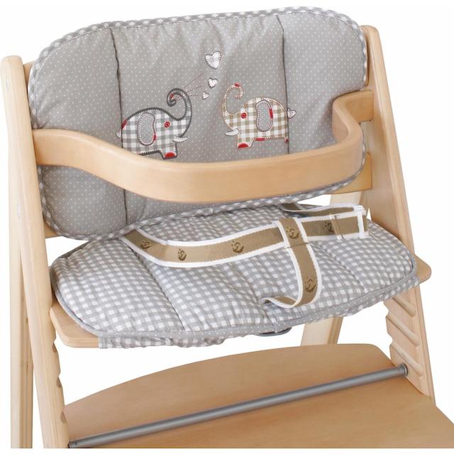 "roba® Kinder-Sitzauflage ""(1852V) Dekor (145) Jumbotwins"", (2-tlg.)"