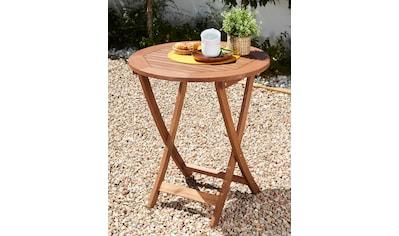 MERXX Gartentisch, 90x46 cm kaufen