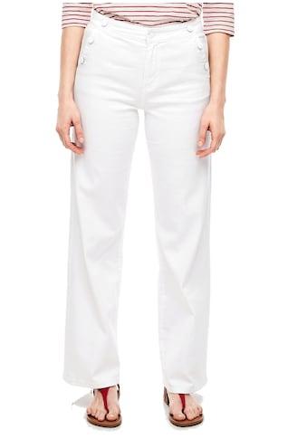 s.Oliver Weite Jeans kaufen