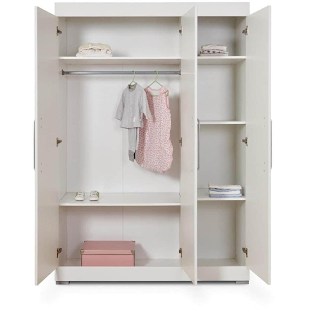arthur berndt Babyzimmer-Komplettset »Marisa«, (Set, 3 St.), Made in Germany; mit Kinderbett, Schrank und Wickelkommode
