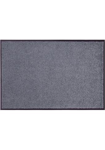 HANSE Home Fußmatte »Wash & Clean«, rechteckig, 7 mm Höhe, Fussabstreifer,... kaufen