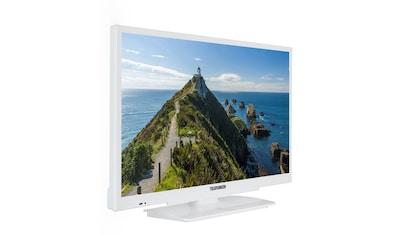 Telefunken LED - Fernseher (22 Zoll, Full HD, Triple - Tuner) »XF22G101 - W« kaufen